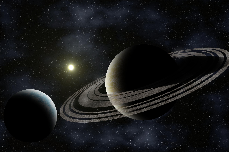 space scene
